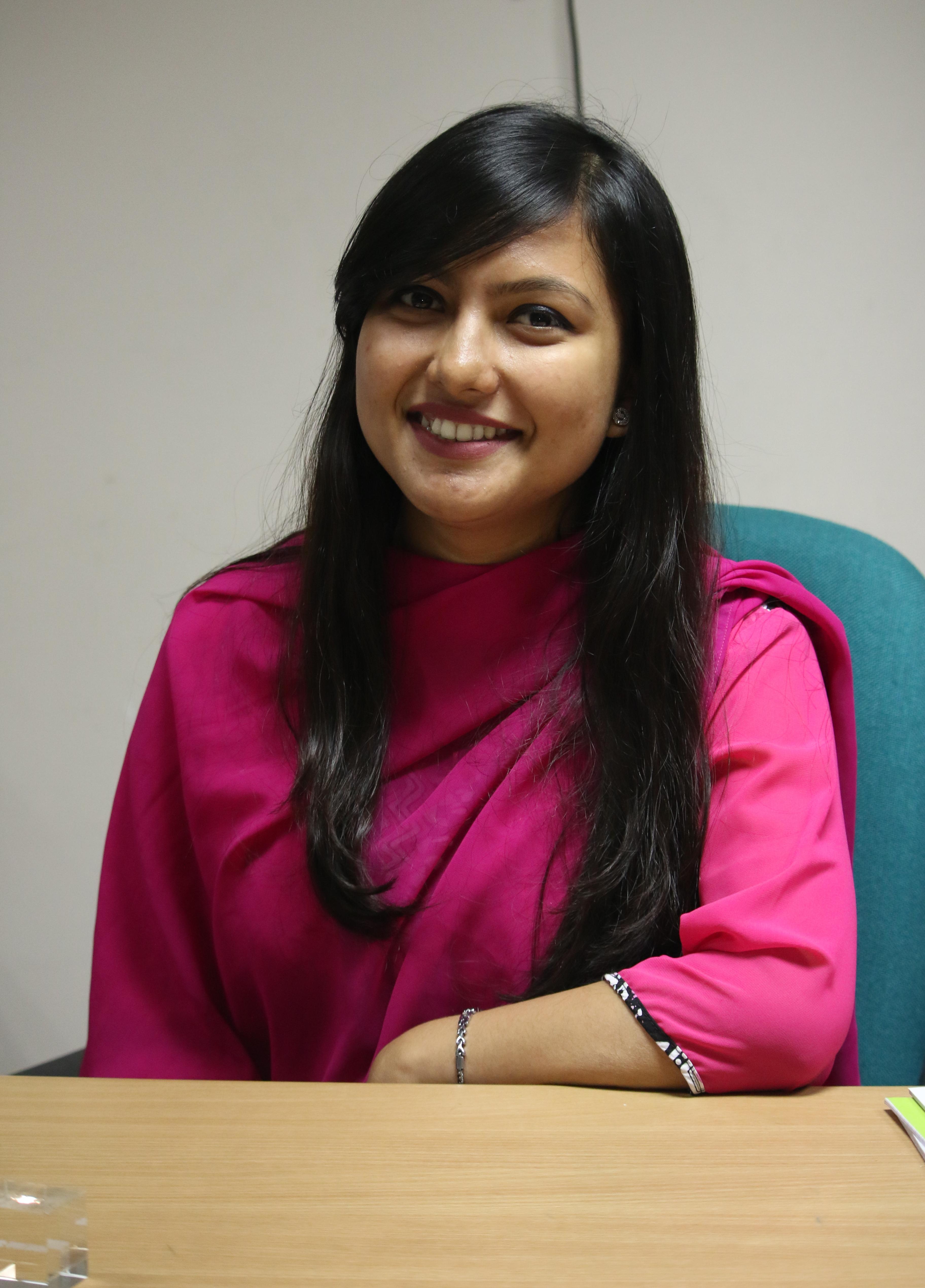 Ms. Mukta Rani Nath