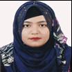Ms. Afida Habib Tazin