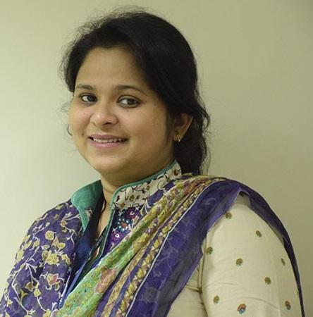 Ms. Samia Aziz