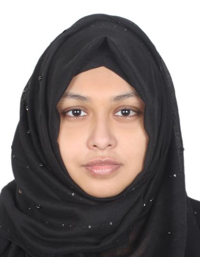 Ms. Mashmum Shababa Shahid